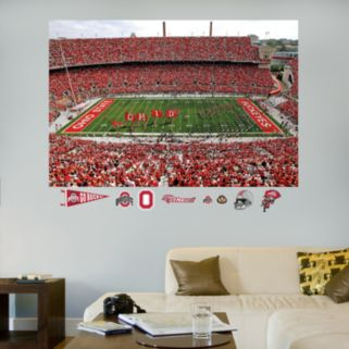 Fathead Ohio State Buckeyes Stadium Mural Wall Decals