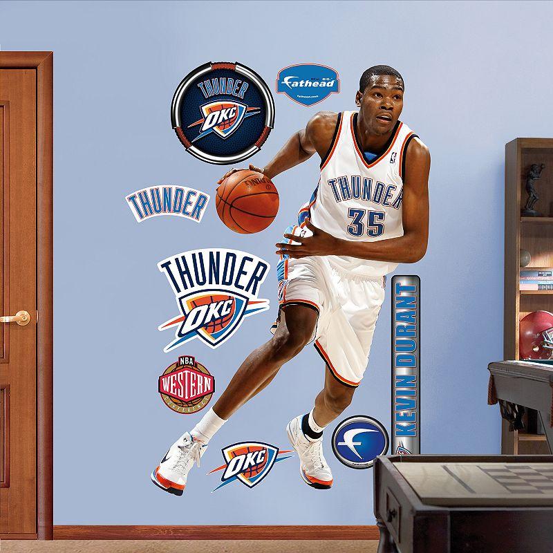 Okc Thunder Bedroom Decor: Oklahoma Sports Decor