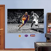 Fathead Los Angeles Lakers Kobe Bryant Mural Wall Decals