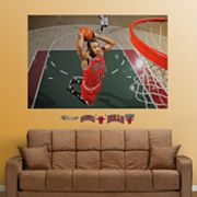 Fathead Chicago Bulls Derrick Rose Mural Wall Decals
