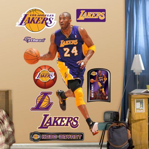 Fathead Los Angeles Lakers K