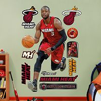 Fathead Miami Heat Dwyane Wade Wall Decals