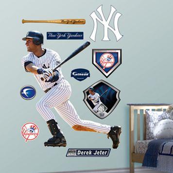 Fathead New York Yankees Derek Jeter 10-Piece Wall Decals