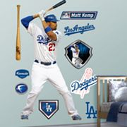 Fathead Los Angeles Dodgers Matt Kemp Wall Decals