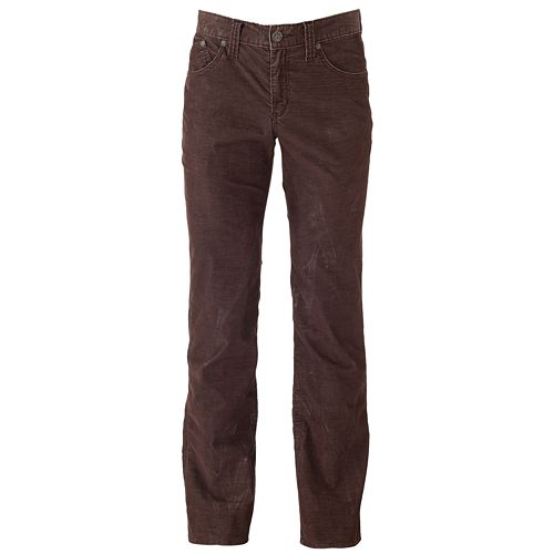 Rock And Republic Slim-Straight Corduroy Pants $ 49.99