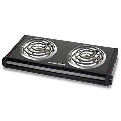 Black & Decker Double-Burner Buffet Server