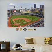 Fathead Pittsburgh Pirates PNC Park Mural Wall Decals