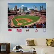 Fathead St. Louis Cardinals Busch Stadium Mural Wall Decals