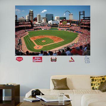 Fathead St. Louis Cardinals Busch Stadium Mural Wall Decals