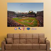 Fathead Texas Rangers Ballpark Mural Wall Decals