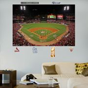 Fathead St. Louis Cardinals 2011 World Series Mural Wall Decals