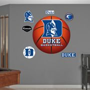 Fathead Duke Blue Devils Basketball Wall Decals
