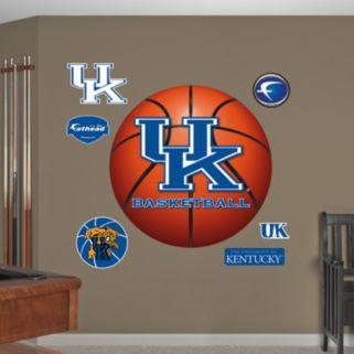 Fathead Kentucky Wildcats Basketball Wall Decals