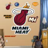 Fathead Miami Heat Logo Wall Decals