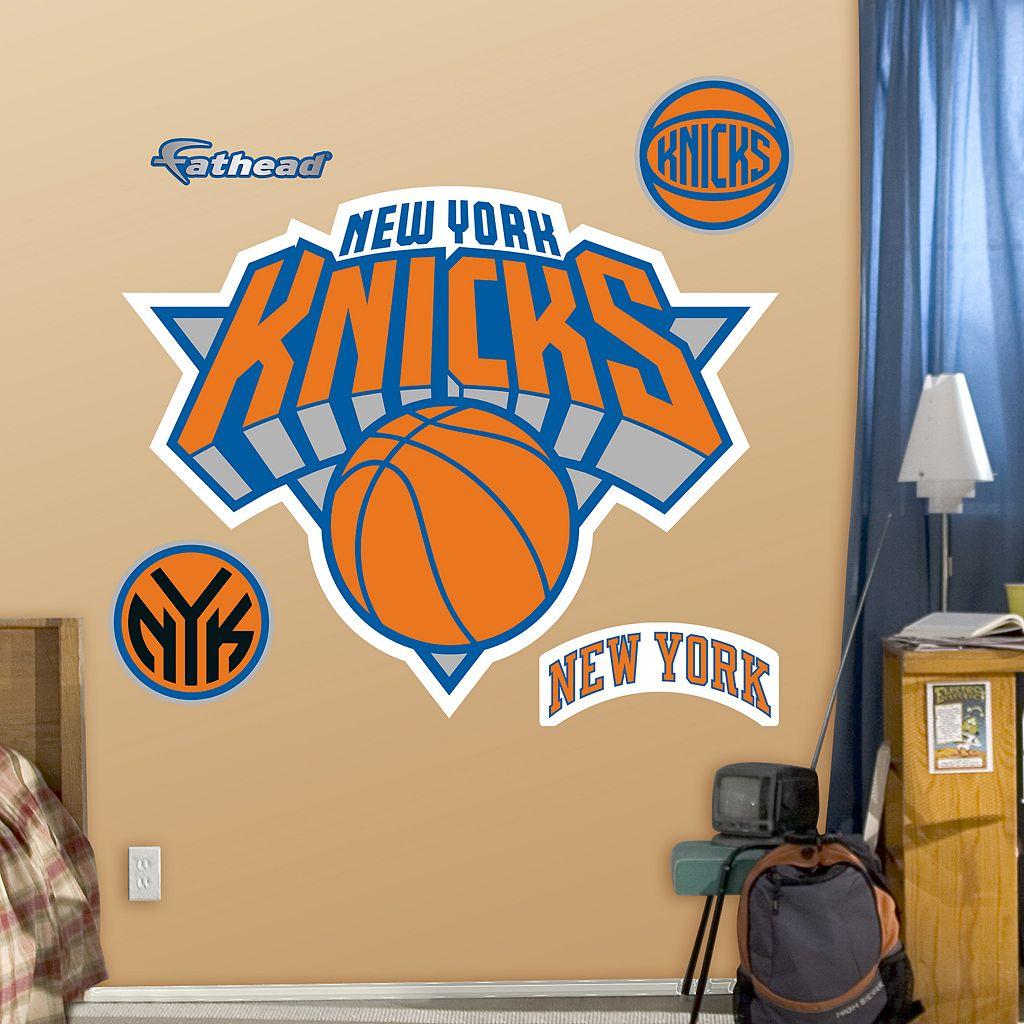 Fathead New York Knicks Logo Wall Decals