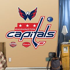 Fathead Washington Capitals Logo Wall Decals