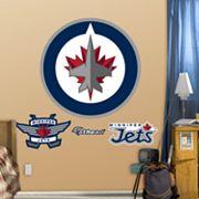 Fathead Winnipeg Jets Logo Wall Decals