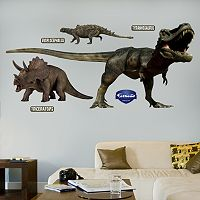 Fathead Dinosaurs Wall Decals