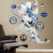 Fathead Pittsburgh Penguins Marc-Andre Fleury Wall Decals