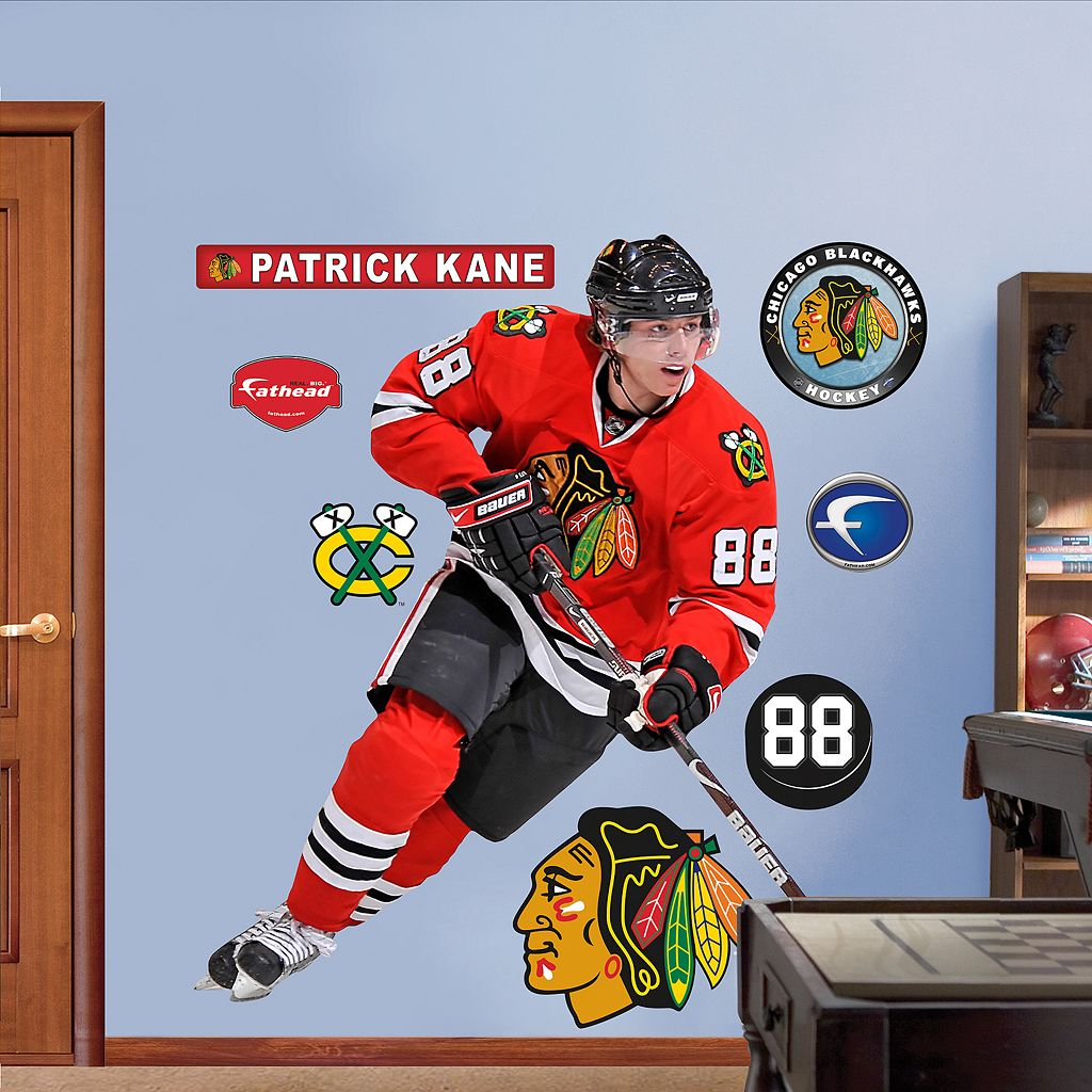 Fathead Chicago Blackhawks Patrick Kane Wall Decals