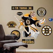 Fathead Boston Bruins Tim Thomas Wall Decals