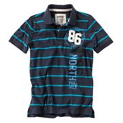 Urban Pipeline Jersey Polo - Boys 8-20