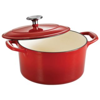 Tramontina Enameled Cast-Iron 3 1/2-qt. Dutch Oven