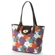 Bridge Road Summit Floral Tote