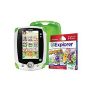LeapFrog LeapPad1 Explorer Learning Tablet Bonus Pack