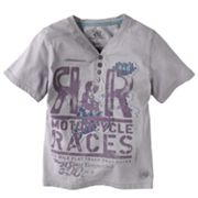 Rock and Republic Motorcycle Races Henley - Boys 4-7x