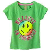 SO Believe in Yourself Tee - Girls 7-16