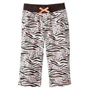 Jumping Beans Animal Capris - Girls 4-7