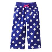 Jumping Beans Polka-Dot Capris - Girls 4-7