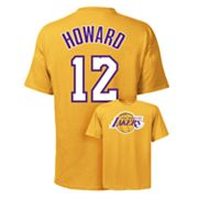 Los Angeles Lakers Dwight Howard Player Tee - Men