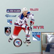 Fathead New York Rangers Ryan Callahan Wall Decals