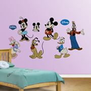 Disney Mickey Mouse & Friends Wall Decals by Fathead