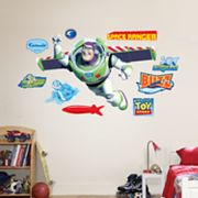 Disney/Pixar Toy Story Buzz Lightyear Wall Decals by Fathead