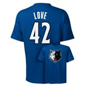 Minnesota Timberwolves Kevin Love Player Tee - Men