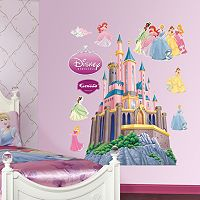 Disney Princess Castle Wall Decals by Fathead