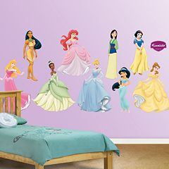 Disney Princess Collection Wall Decals by Fathead