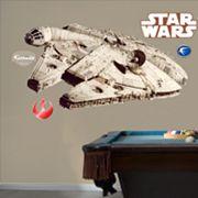 Star Wars Millennium Falcon Wall Decals by Fathead