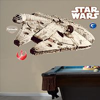 Star Wars Millennium Falcon Wall Decals by Fathead