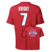 Detroit Pistons Brandon Knight Player Tee - Men