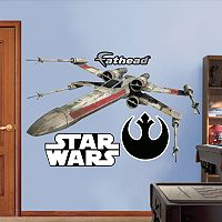 Star Wars X-Wing Fighter Wall Decals by Fathead
