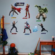 The Avengers Collection Wall Decals by Fathead