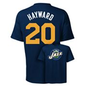 Utah Jazz Gordon Hayward Player Tee - Men