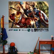 The Avengers Mural Wall Decals by Fathead