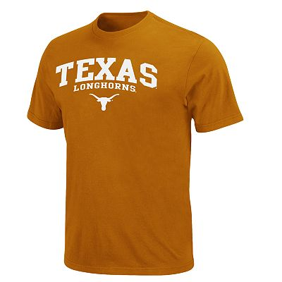 Texas Longhorns Legacy Tee - Big and Tall