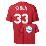 Philadelphia 76ers Andrew Bynum Player Tee - Men