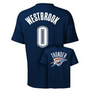 Oklahoma City Thunder Russell Westbrook Player Tee - Men